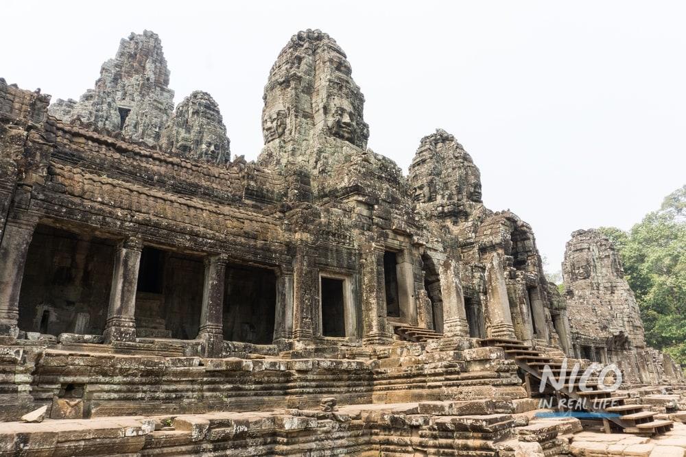 Angkor Wat Ruins - Siem Reap, Cambodia