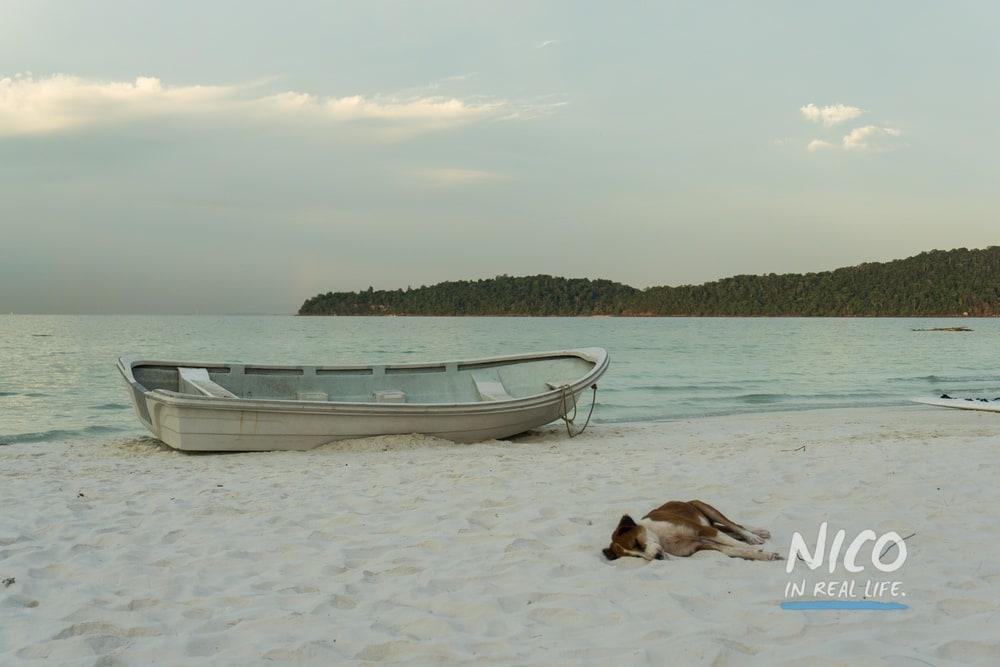 Saracen Bay, Koh Rong Samloem, Cambodia