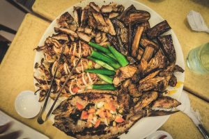 Family plate at Big Mouth Boracay Philippines