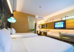 Room at Hue Hotels Boracay, Philippines